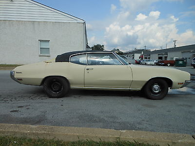 Buick : Skylark Base Hardtop 2-Door 1970 buick skylark ls swap project