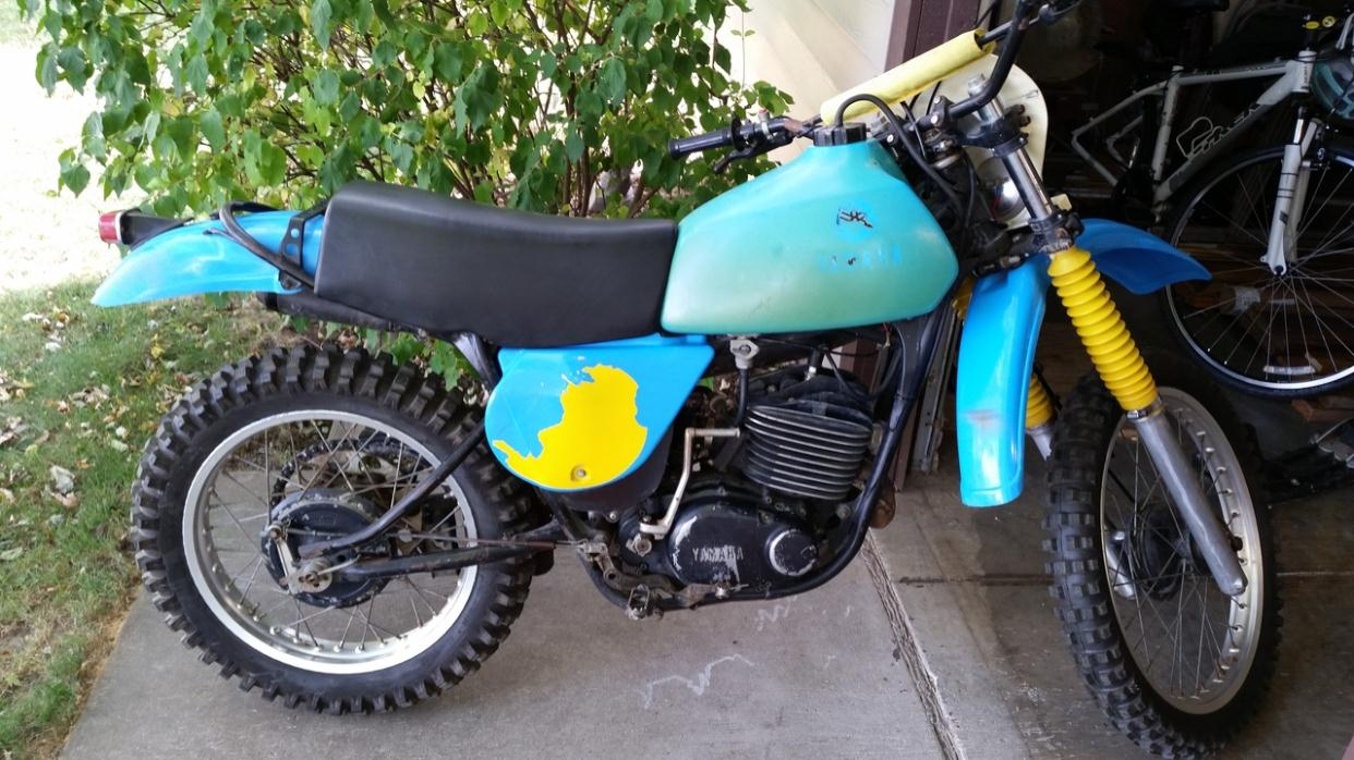 1977 Yamaha 400 Motorcycles For Sale Bennche Fuse Box It400