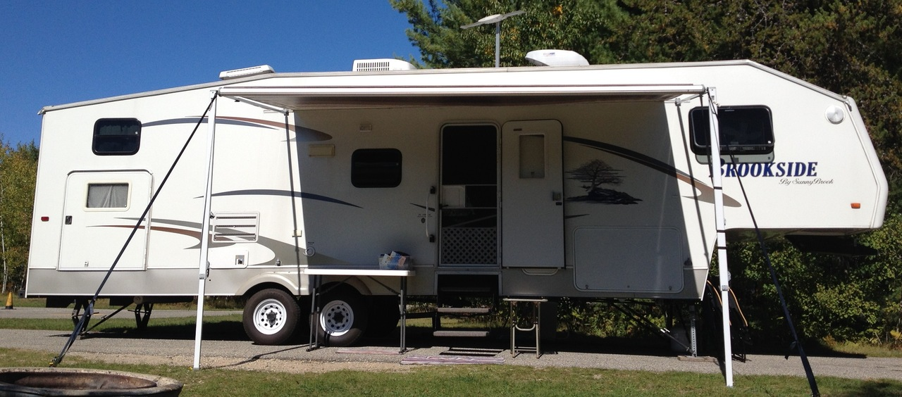 Brookside Travel Trailers By Sunnybrook