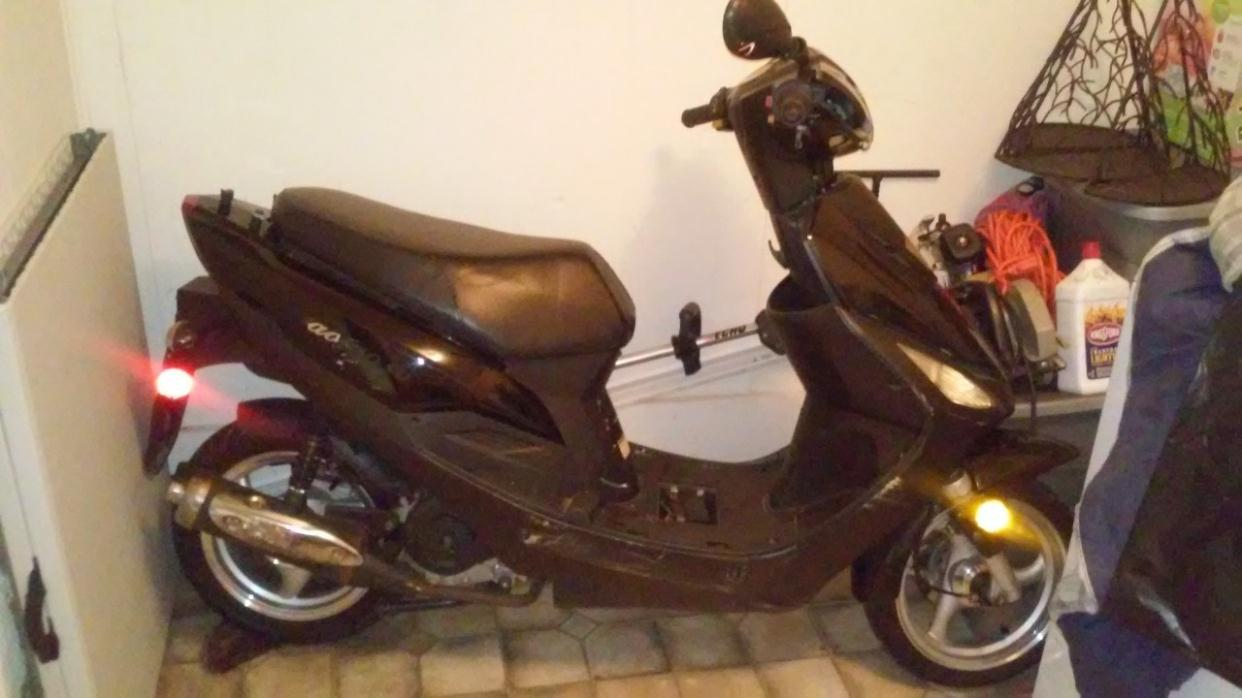 2012 Taotao VIP50