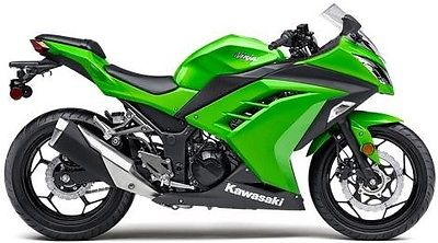 Kawasaki : Ninja Brand new Kawasaki 300 with ABS, 31 miles decided not to ride.