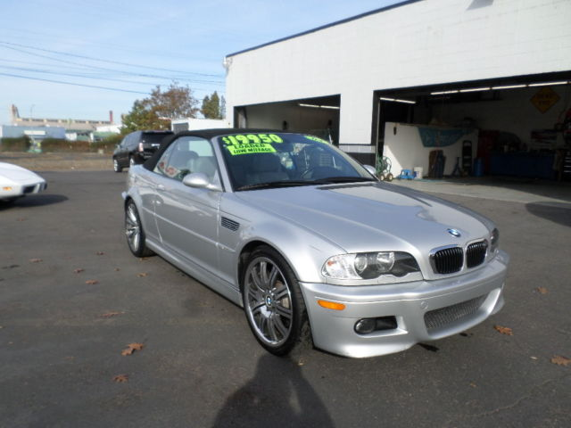 BMW : 3-Series M3 Sport 2004 bmw m 3 convertible sport loaded navigation smg