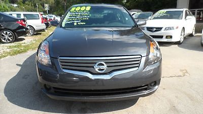 Nissan : Altima Base Sedan 4-Door 2008 nissan altima base sedan 4 door 2.5 l