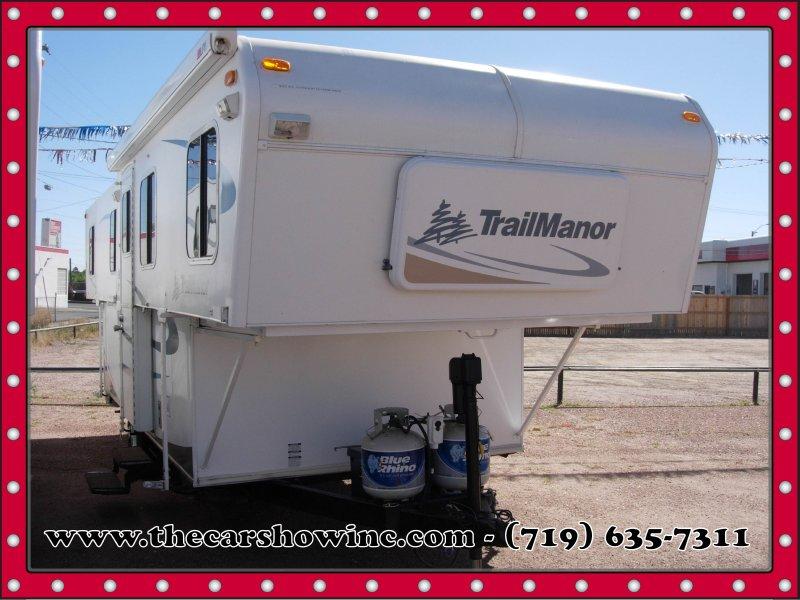 2008 Trailmanor 2720