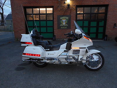 Honda : Gold Wing 1994 honda gl 1500 goldwing se 6 cy all options exceptional conditon must see
