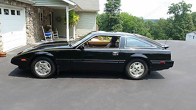 Nissan : 300ZX Base Coupe 2-Door 1984 nissan 300 zx base coupe 2 door 3.0 l