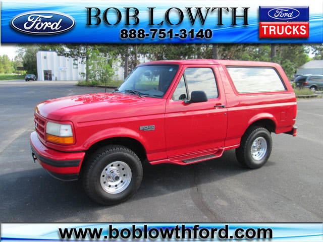 Ford bronco cars for sale in minnesota for Ac motors shakopee mn