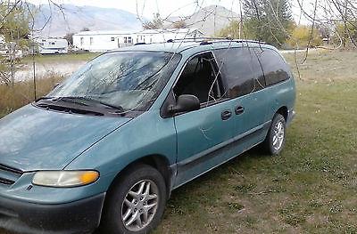 Dodge : Grand Caravan SE 1996 g caravan bad transmisson