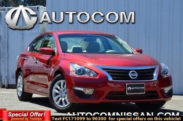 2015 Nissan Altima 2.5 Concord, CA
