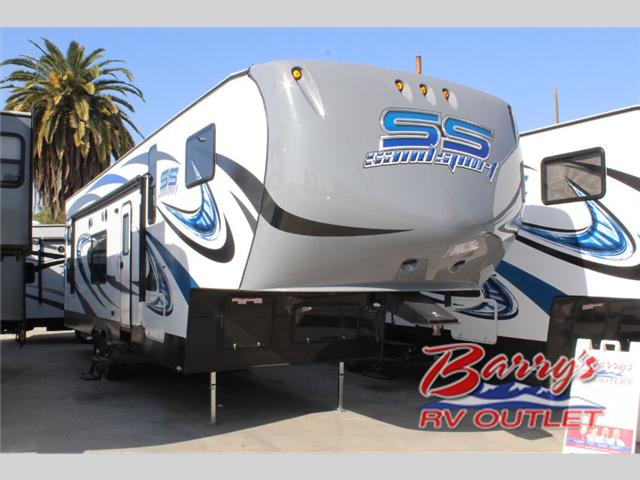 2012 Pacific Coachworks Panther