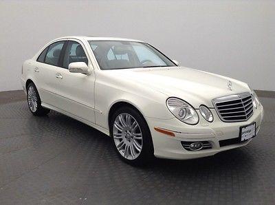 Mercedes-Benz : E-Class 3.5L 2008 mercedes benz 3.5 l