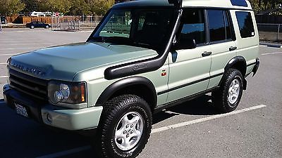 Land Rover : Discovery SE CLEAN CALIFORNIA DII RUST FREE 2004 LAND ROVER DISCOVERY II SE OFF ROAD READY D2