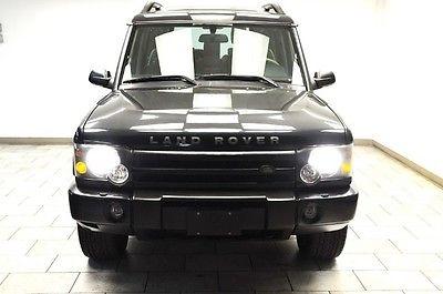 Land Rover : Discovery SE7 2004 land rover se 7