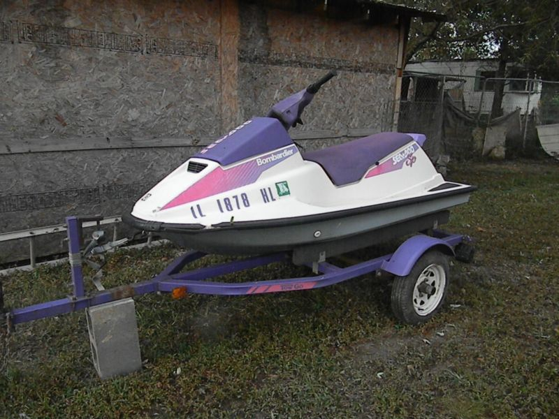Bombardier Jet Ski Boats for sale