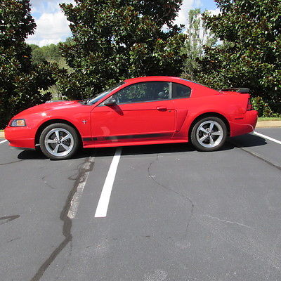 Ford : Mustang Mach I Coupe 2-Door ULTRA MINT 2003 MACH 1 MUSTANG