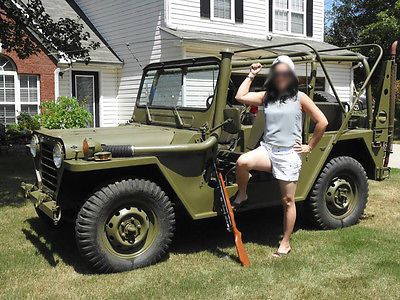 Jeep : Other Jeep MUTT  M151 A1 A2 Vietnam Era Military Truck FLAWLESS condition Collectible!