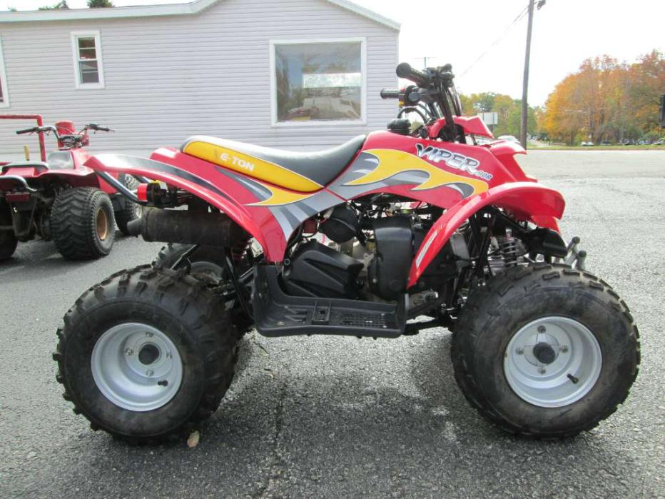 E Ton Viper 90 Motorcycles For Sale