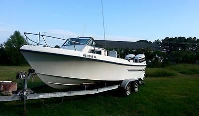 1987 Sea Ox Fishing Boat