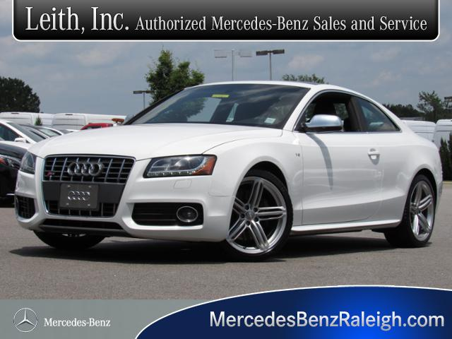2011 Audi S5 4.2 Premium Plus Raleigh, NC