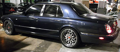 Bentley : Arnage 4-Door Sedan 2001 bentley arnage 17 000 miles 4 door sedan car