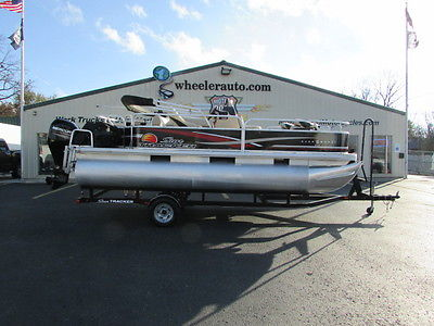 2013 Sun Tracker Bass Buggy 18 DLX Mercury 60 HP