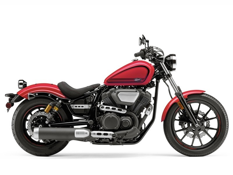 2016 Star Motorcycles Bolt R-Spec