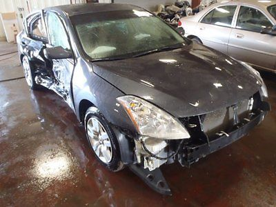 Nissan : Altima 2.5 2012 nissan altima 2.5 used 2.5 l i 4 16 v automatic front wheel drive sedan