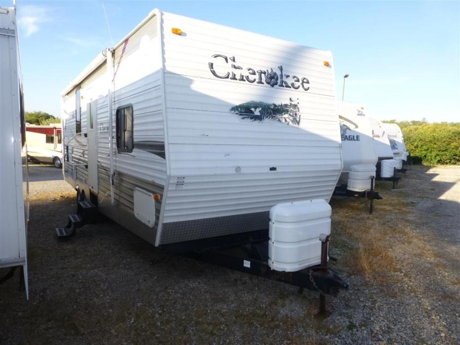 Forest River Cherokee 27q Rvs For Sale