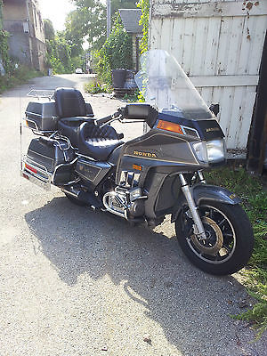 1984 Honda Goldwing Interstate Motorcycles for sale