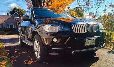 BMW : X5 3.0si Sport Utility 4-Door 2008 bmw x 5 3.0 awd clean title single owner