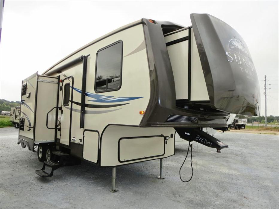2013 Crossroads Zinger 31sb Rvs For Sale