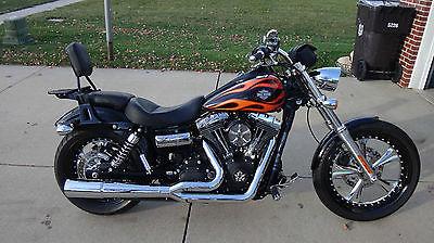 Harley Davidson Dyno Wide Glide Motorcycles For Sale