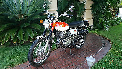 1969 Honda Scrambler Motorcycles for sale
