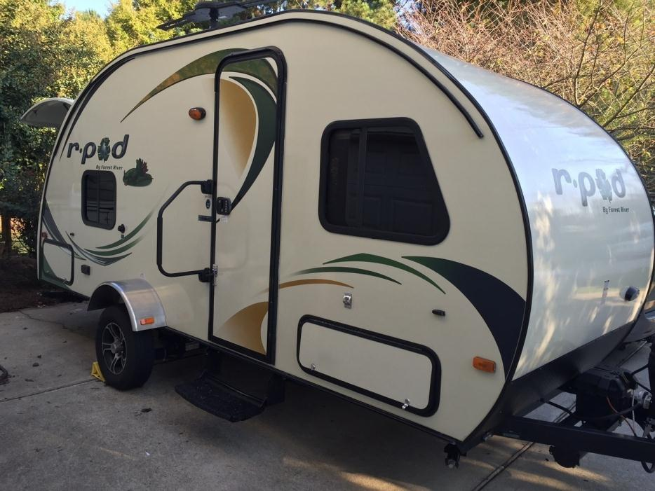 2010 Forest River RIDGEVIEW 360TS