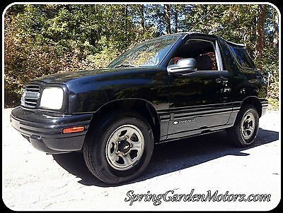 Chevrolet : Tracker **Super Clean 99 Chevrolet (Geo) Tracker w/ Low Miles** Ready to Go!