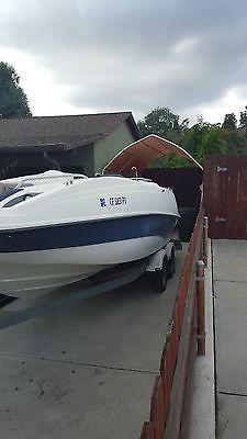 2000 islandia deck boat