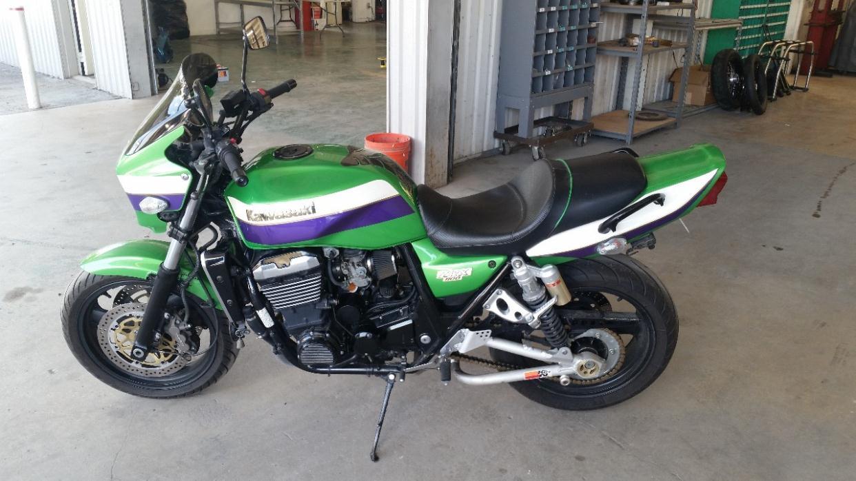 Kawasaki Zrx Motorcycles For Sale In San Antonio Texas