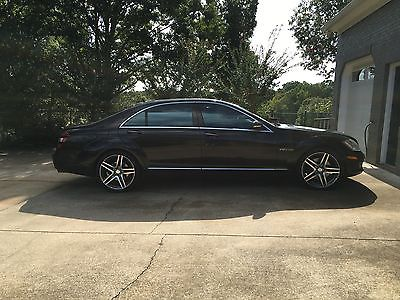 Mercedes-Benz : S-Class S600 2007 mercedes benz s 600 1 of 20 saks fifth ave edition clean carfax 145 k new