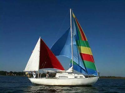 1971 Paceship Acadian Yawl Mare II 30' Dual Mast