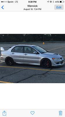 Mitsubishi : Evolution 4 door 2003 evo 8