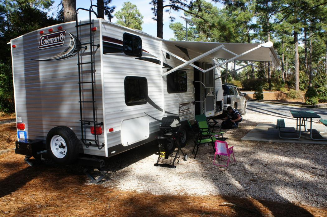 2013 Coleman Expedition COLEMAN CTS274BH