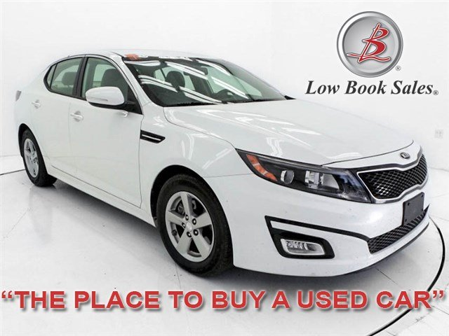 2014 Kia Optima LX Salt Lake City, UT