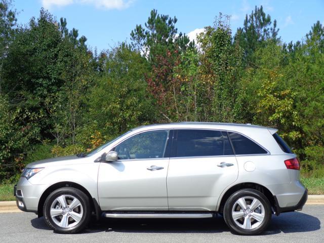 Acura : MDX AWD w/Sunroo 2011 acura mdx awd sunroof leather 399 p mo 200 down