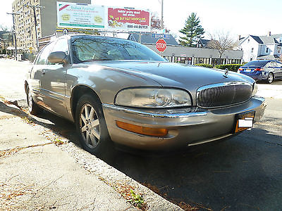 Buick : Park Avenue Base Sedan 4-Door 2004 buick park avenue base sedan 4 door 3.8 l only 66 k miles