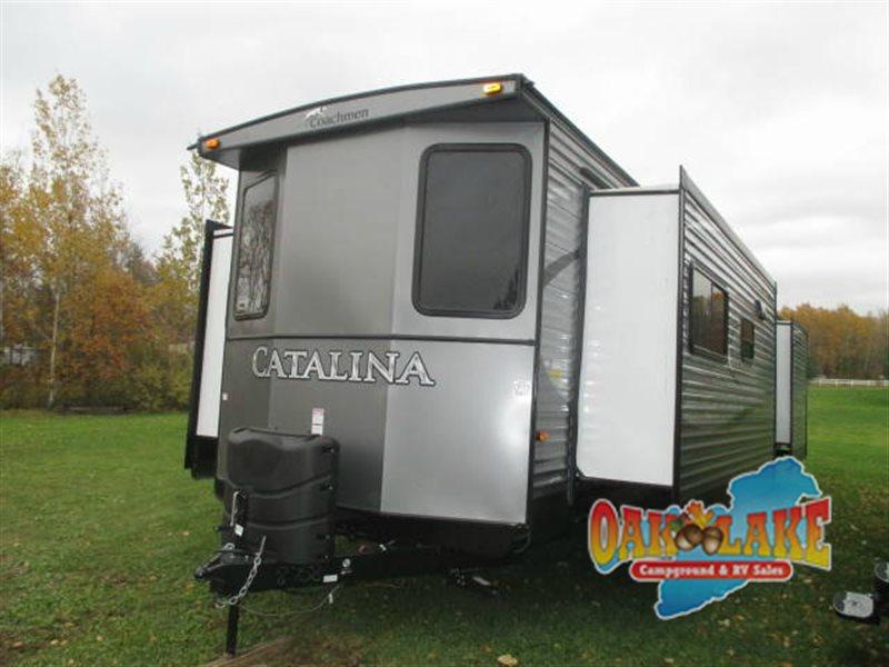 Coachmen Rv Catalina Sbx 251rls Rvs For Sale