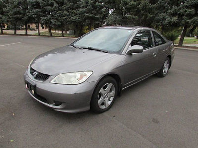 2005 Honda Civic Coupe Cars For Sale border=