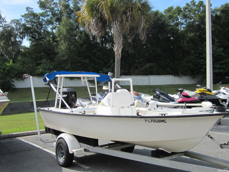 2002 Keylargo Center Console