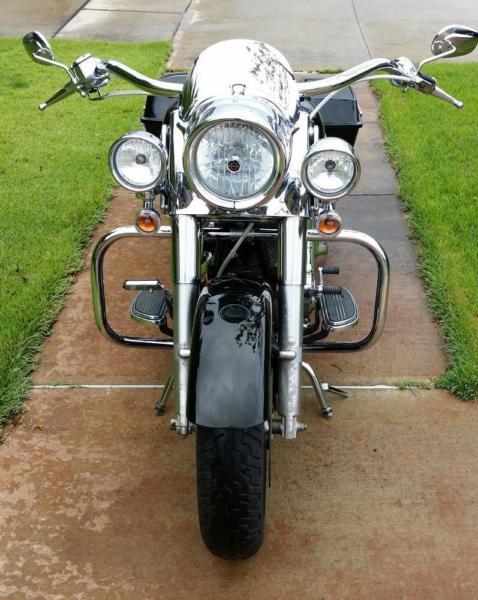 2007 Road King Custom