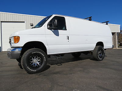 Ford E Series Van Extended Camping RV Offroad Build New 68 2006