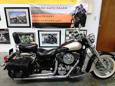 Kawasaki : Vulcan CLASSIC VN1500 Just Traded New Low Miles Very Clean Classic Look Just Serviced